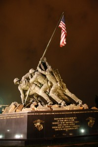 Iwo Jima Arlington Virginia