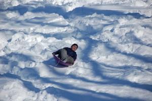 sledding in arlington va