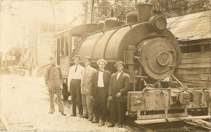 Old Railroad Photo