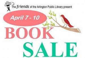 Arlington Public Library Book sale