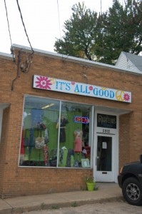 Its all good consignment shop westover