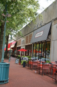 Shirlington Street Scene