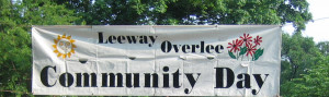 Leeway Overlee Community Day and yard Sale
